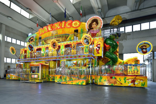 Gosetto Mexico Fun House