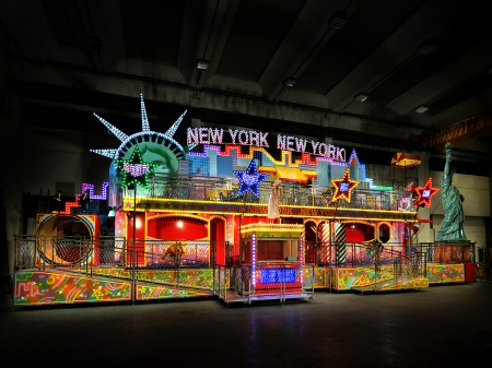 gosetto new york new york fun house
