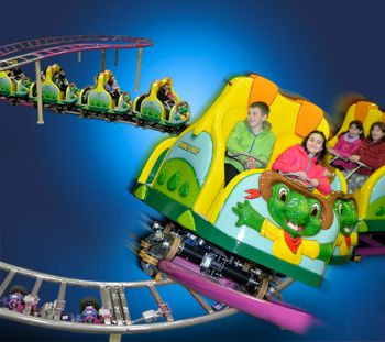 gosetto spinning roller coaster