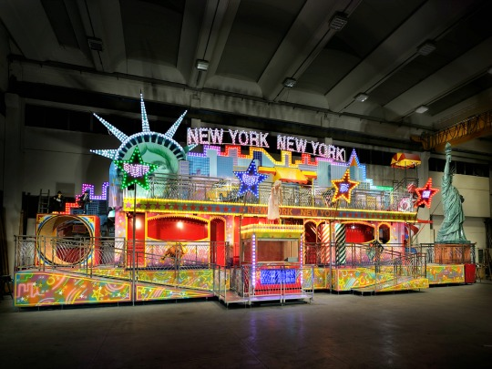 Gosetto New York New York Fun House, 2 Levels