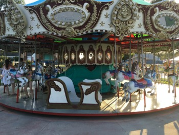 Allan Herschell 3-Abreast Carousel For Sale
