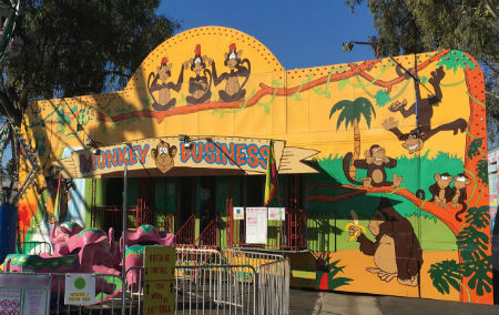 Fun Houses And Dark Rides Intermark Ride Group