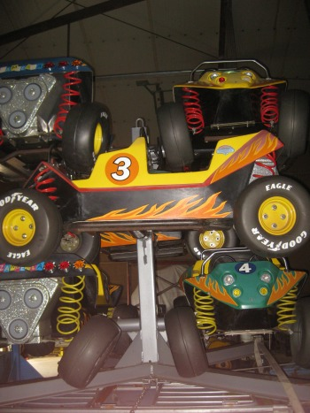 Zamperla Jump Around / Baja Buggy For Sale