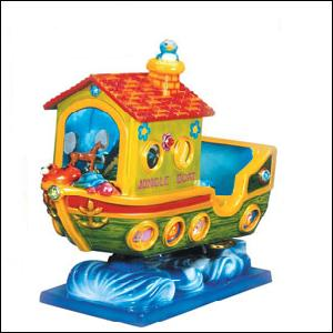 coin operated rides kiddie rides