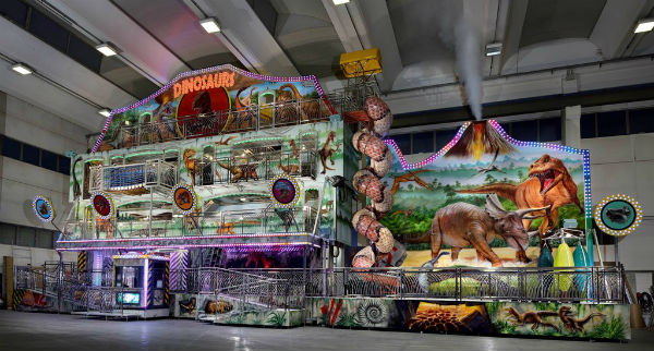 gosetto dinosaurs fun house