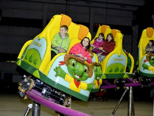Gosetto Spinning Coaster
