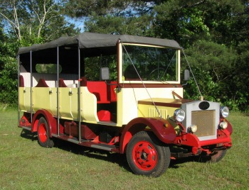 Dennis Replica Vehicle