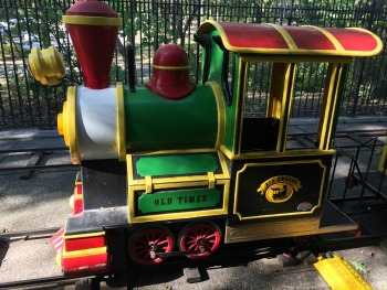 Rio Grande Train, Zamperla