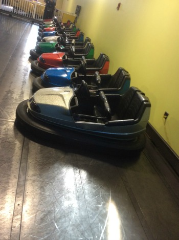 Bumper Cars, 10 Duce cars with electric floor for sale