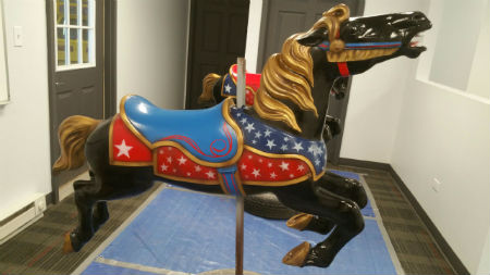 Allan Herschell Carousel For Sale