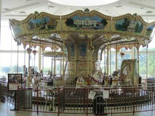 Bertazzon 8.9 meter Carousel For Sale