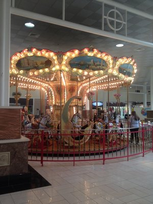 Bertazzon 4.7 mt. Carousel For Sale