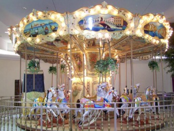 Bertazzon 6.5 meter Carousel For Sale