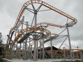 Spinning Mouse Roller Coaster, Fabbri