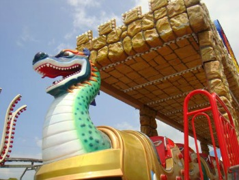 Dragon Coaster, Zamperla