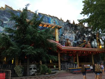 Mack Ghost House Dark Ride For Sale