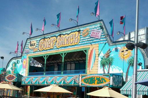 Surf Shack Fun House
