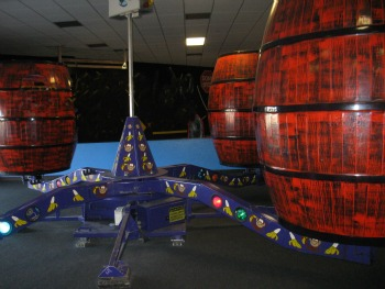 Spin Rides - Barrel of Fun For Sale