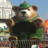 Sellner Bear Affair Amusement Ride