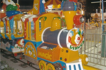 Circus Train, Zamperla