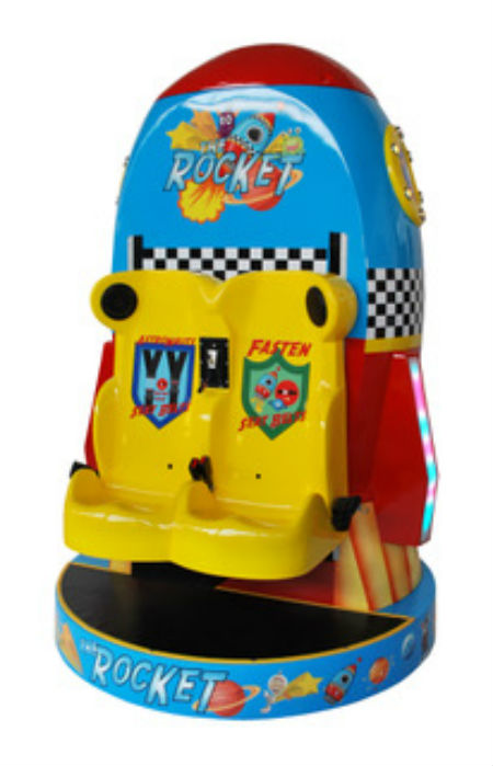 Cogan Rocket Kiddie Ride