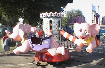 Elephant Ride, Zamperla