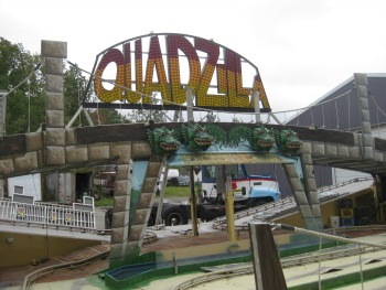 Majestic Quadzilla Amusement Ride For Sale