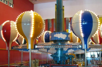 Samba Balloon Tower, Zamperla