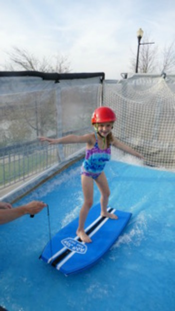 Mobile Park Portable Surf Machine For Sale