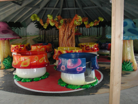 Tea Cups, Technical Park, Park Model