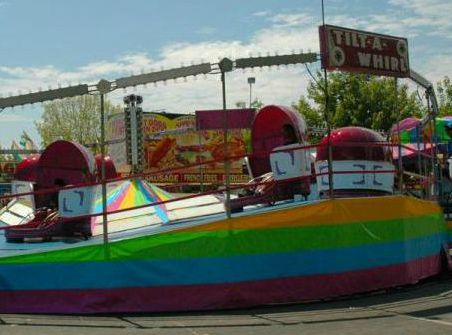 Tilt A Whirl, Sellner, For Sale