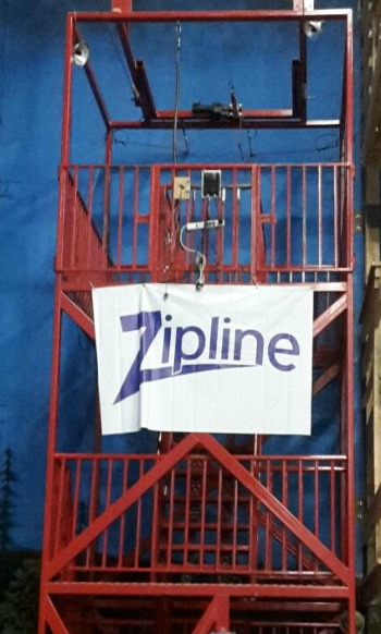 Zipline, Vertical Reality