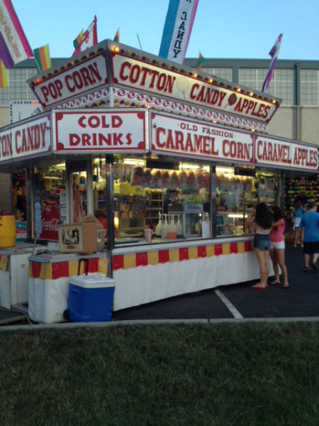 Shantz Cotton Candy Trailer