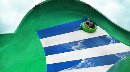 Proslide Tornado Wave 45 Water Slide