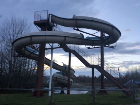 Water Slide For Sale