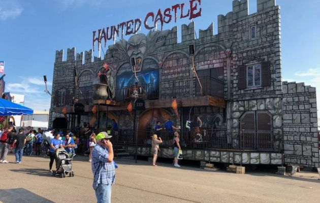Gosetto Haunted Castle Dark Ride