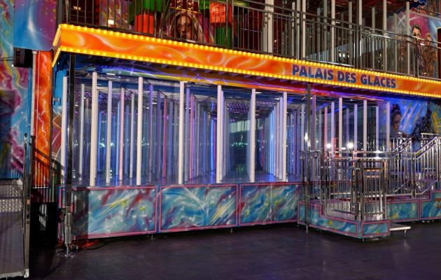 Gosetto - Mirror Maze Fun House